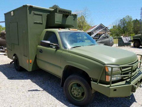 Chevrolet 2005 Chevy Silverado Military Ambulance for sale