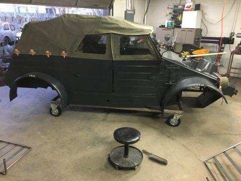 Kubelkraft Kubelwagen Replica for sale