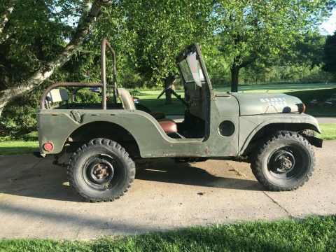 M38 Jeep Willys for sale