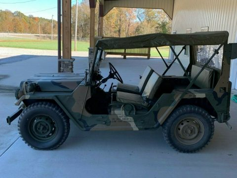 MUTT 1978 Jeep M151a2 for sale