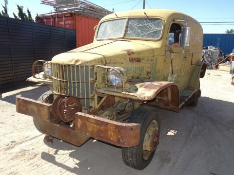 1941 Dodge Power Wagon for sale