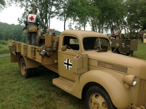 1943 Ford Army Truck for sale